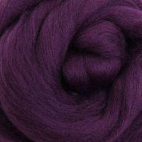 Wool Sliver - Amethyst