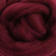 Wool Sliver - Aubergine M