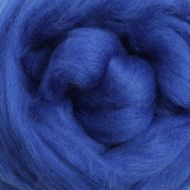 Wool Sliver - Blue