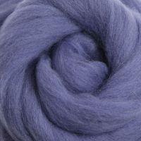 Wool Sliver - Blueberry Pie M