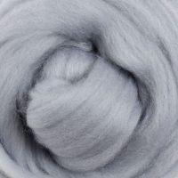 Wool Sliver - Fog M