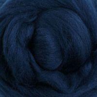 Wool Sliver - Indigo