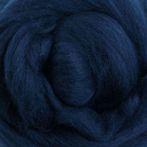 Wool Sliver - Indigo M