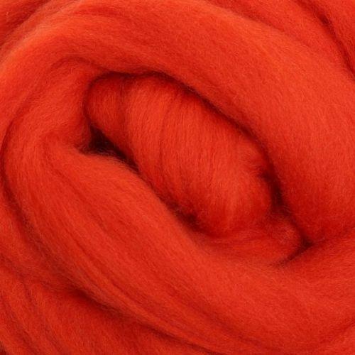 Wool Sliver - Pumpkin M