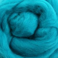 Wool Sliver - Turquoise M