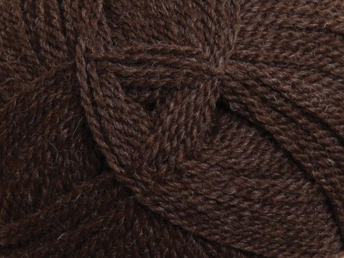 Tekapo Yarn 3ply 998 Natural Dark 100gm ball