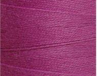 Cotton Yarn 8/8 Magenta 454gm cone 760m