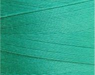 Cotton Yarn 8/8 Turquoise 454gm cone 760m
