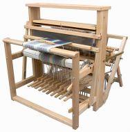 "Nilus Floor Loom 45"" 8shaft Back Hinged Treadles by Leclerc Looms Canada"