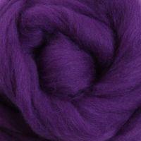 Wool Sliver - Purple