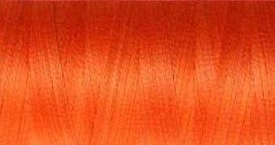 Cotton Celosia Orange 50 5/2 mercerised