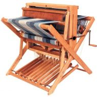 """Compact Floor Loom 24"""" 8shaft by Leclerc Looms"""