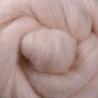 Wool Sliver - Blush