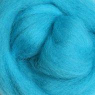 Wool Sliver - Fluro Blue C