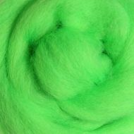 Wool Sliver - Fluro Lime C