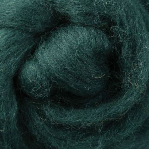 Wool Sliver - Green Tea C