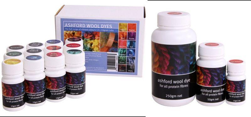 Ashford Dyes