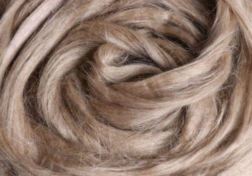 Flax fibre - 100gms