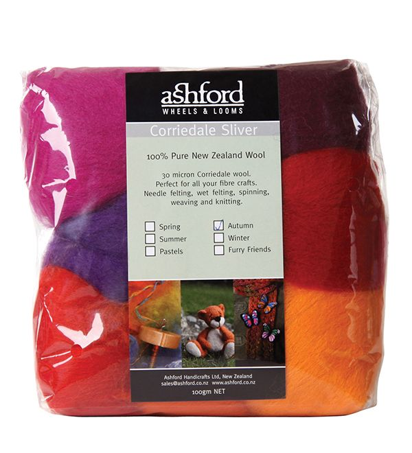 Felting packs