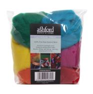 "Felting Fibre Pack - ""Rainbow Brights"""