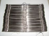 "Heddles - 10.5"" wire per 500"