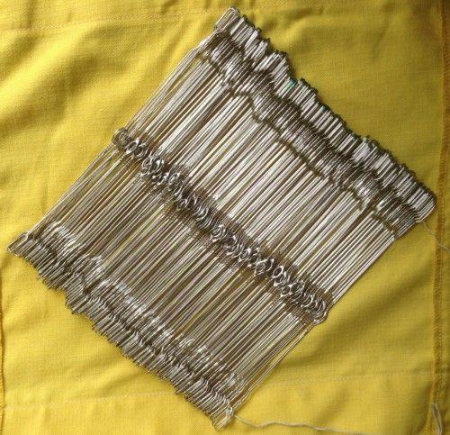 "Heddles - 8.5"" wire Inserted Eye per 500"
