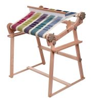 Loom Stand for Rigid Heddle Loom