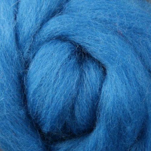 Wool Sliver - Lagoon C