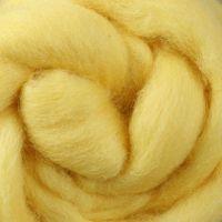 Wool Sliver - Lemon