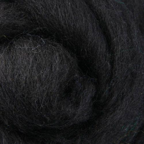 Wool Sliver - Liquorice C