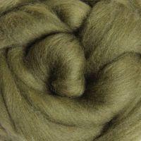 Wool Sliver - Olive C