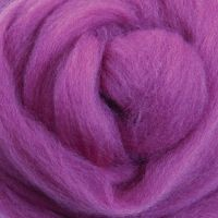 Wool Sliver - Orchid C