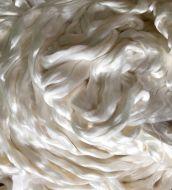 Silk Sliver  white - 100gms