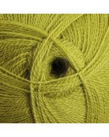 Tekapo Yarn 8ply 221 Chartreuse 100gm ball