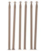 Warp Stick Ties - Ashford set 6